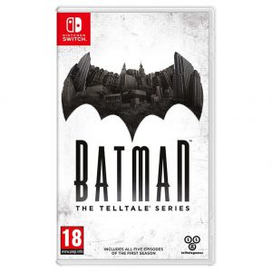 Nintendo Switch Batman: The Telltale Series