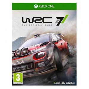 Xbox One WRC 7